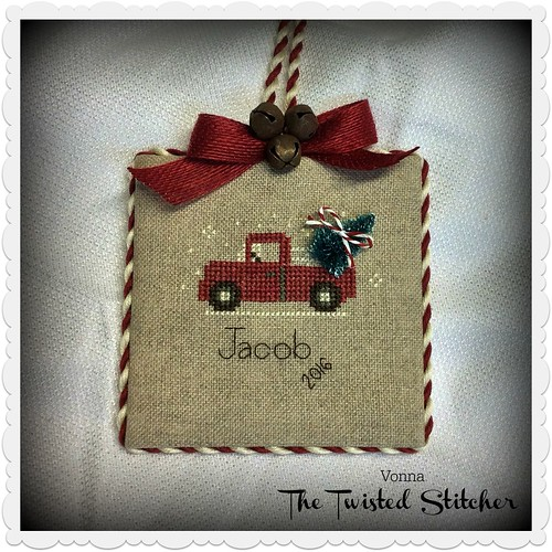 Jacob Ornament 2016
