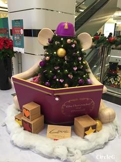 CIRCLEG 香港 尖沙咀 美麗華商場 TSIMSHATSUI  MIRA MALL 2016聖誕 遊記 聖誕 2016  (5)
