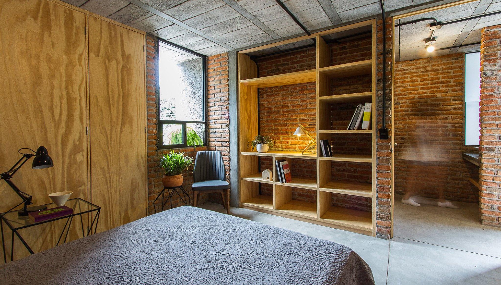 Mexican studio created by Intersticial Arquitectura Sundeno 9