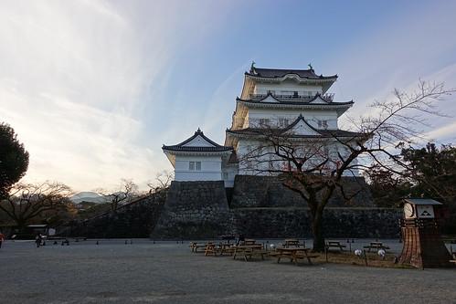 Odawara Castle 小田原城天守閣 01
