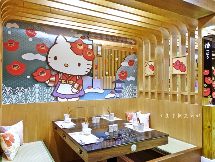 21 HELLO KITTY Shabu-Shabu 火鍋二號店 Hello Kitty  火鍋