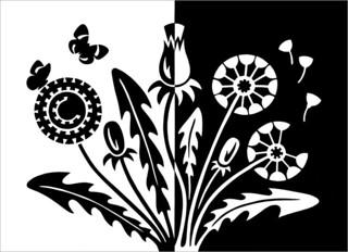 Dandelions / Одуванчики