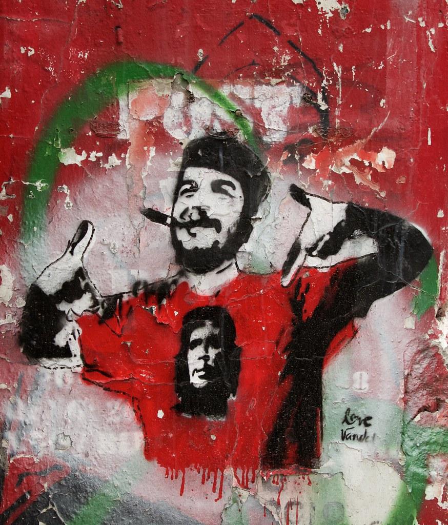 Fidel en Che