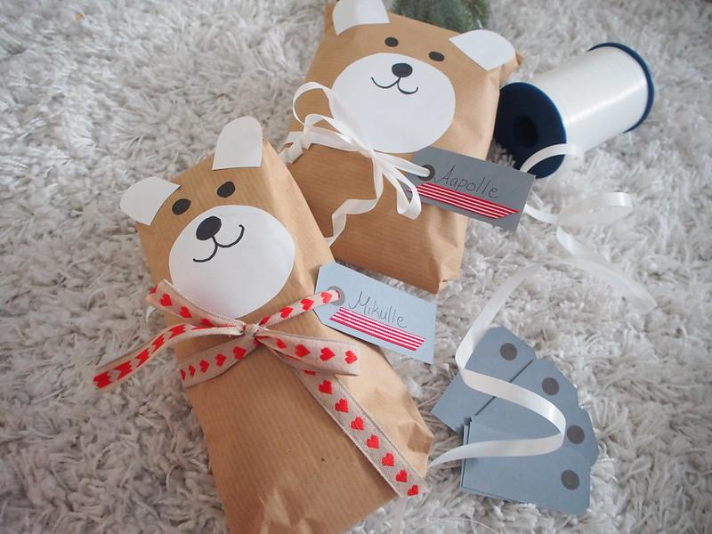 lahjojen paketointi (2)