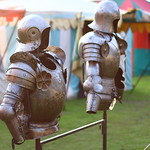 Des Ritters Rüstung
