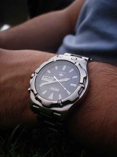 Watch seiko | by LemimPix