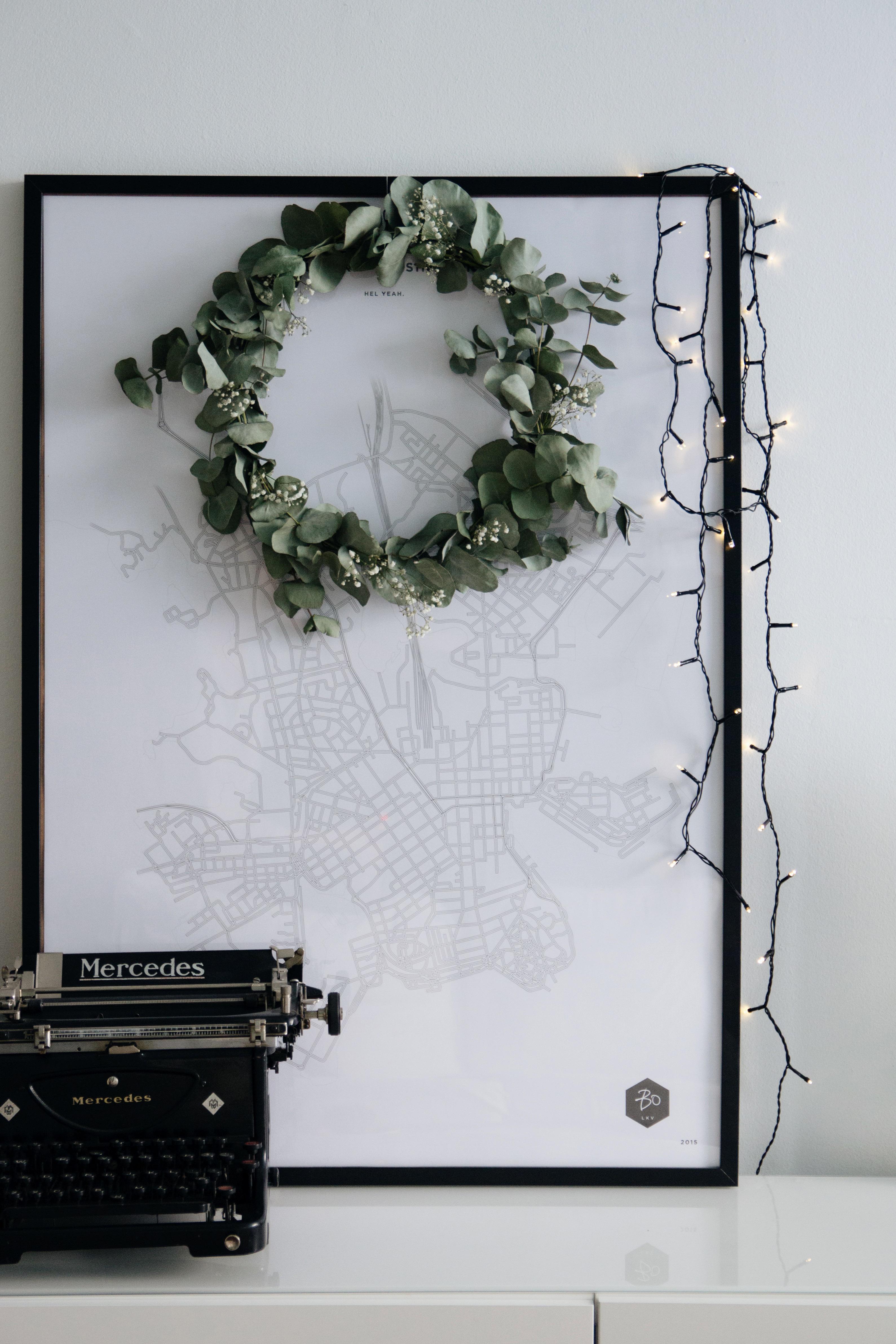 Joulukranssi