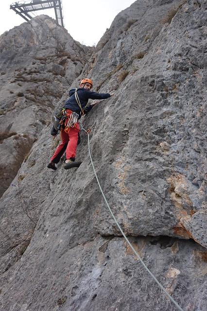 Hohe Wand Smokyjoki 235 m (6-)