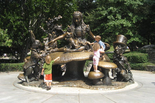 NYC - Central Park: Alice in Wonderland | by wallyg