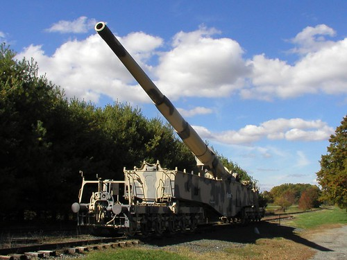 BI681 Kanone 5 280mm Rail Artillery | by listentoreason