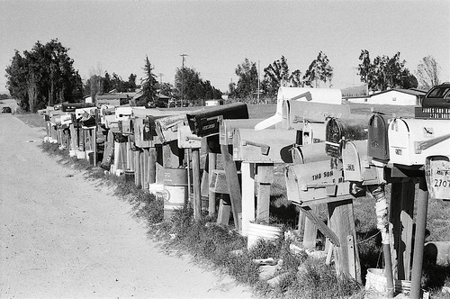 Mailboxes | by Jim Epler