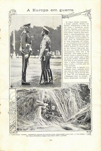 Ilustração Portugueza, nº 456, 1914 - 16
