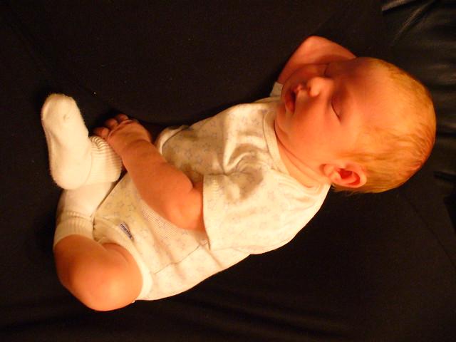 Ann Gedes Baby - September 14