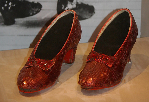 Dorothy's Ruby Slippers, Wizard of Oz 1938 | by dbking