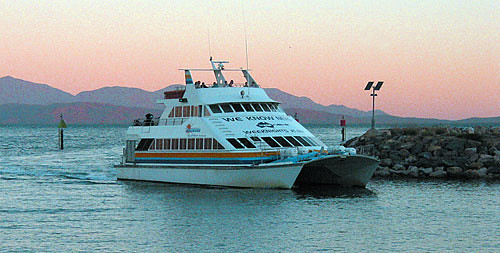 Ferry To Magnetic Island Address