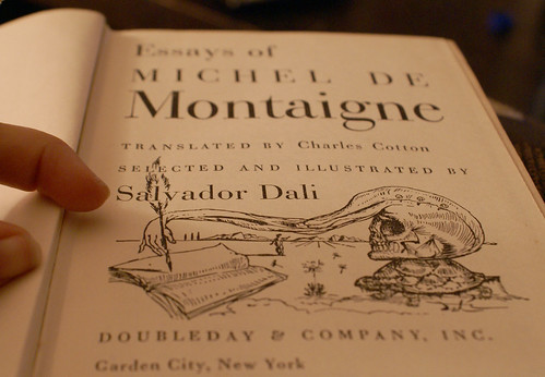 Essays Of Montaigne Online
