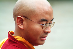 Yongey Mingyur Dorje Rinpoche | by James Wainwright
