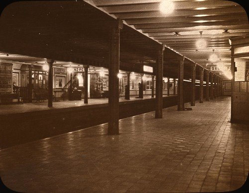 Buenos Aires Subway for Electric Line | by OSU Special Collections & Archives : Commons