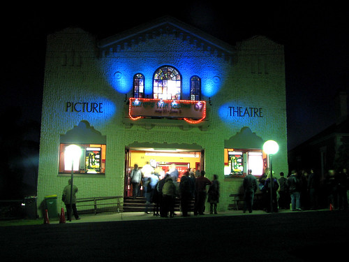 Dungog by Night | by riviera 2005