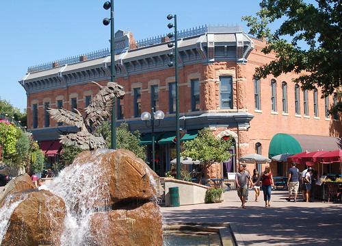 Downtown Fort Collins Hotels