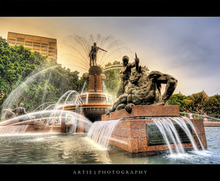 The Archibald Fountain, Sydney :: HDR | by :: Artie | Photography :: Travel ~ Oct