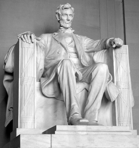 Lincoln Memorial Washington Dc The Monument Which Is