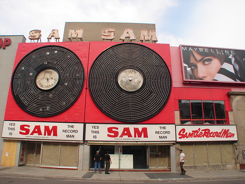 Sam The Record Man | by harakati