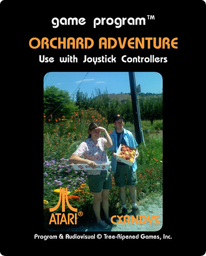 Atari 2600: Orchard Adventure | by Phil Dangler