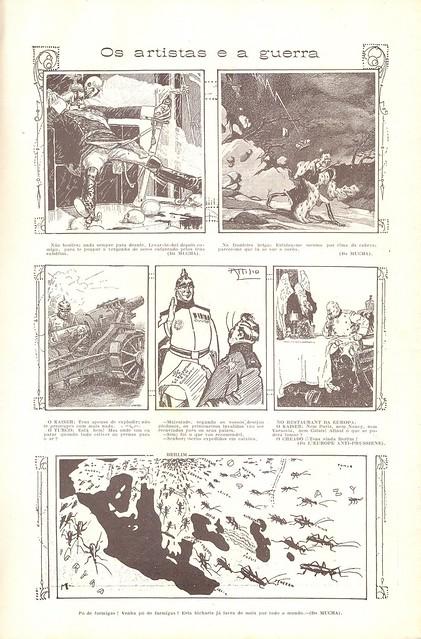 Ilustração Portugueza, No. 468, February 8 1915 - 24
