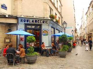 Paris Boulangerie | by juliaclairejackson