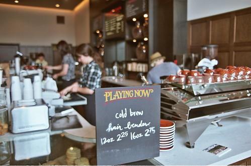 Ace Hotel Portland Breakfast Room