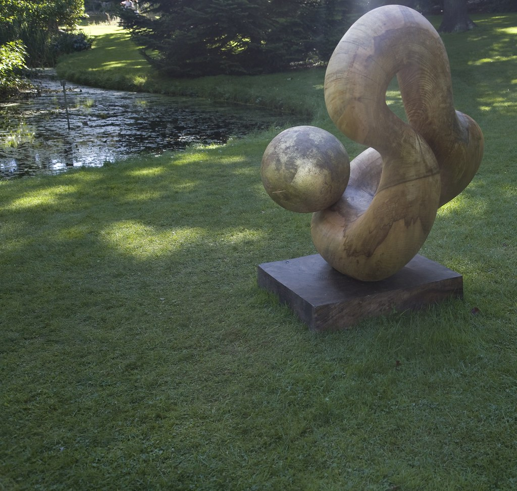 Sculpture In Context - Botanic Gardens, Dublin