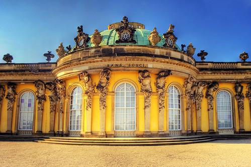 Potsdam Sanssouci Palace