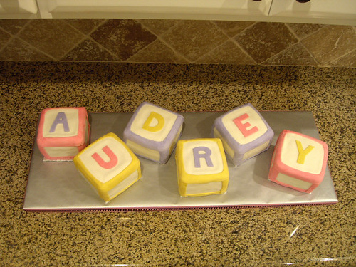Block World Free >> Baby Shower Cake - Building Blocks | Building block cakes sp… | Flickr