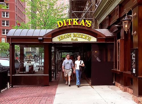 Ditka S Restaurant Commerical
