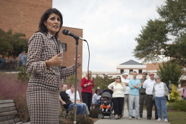 Nikki Haley 2010