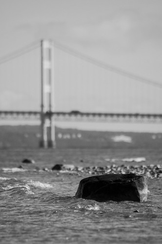 Mackinac Bridge | by Odalaigh