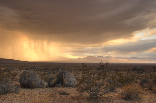Storm Cell at Sunset | by sandy.redding