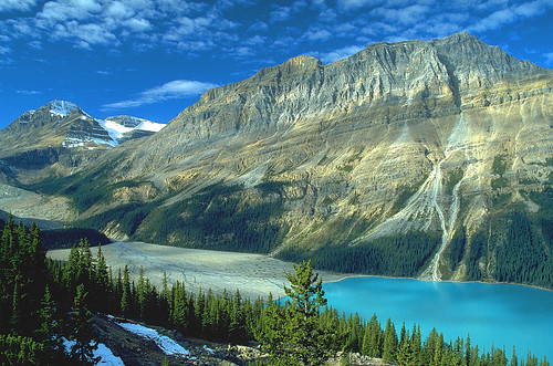 Peyto Lake am Icefields Parkway | by Leto A.