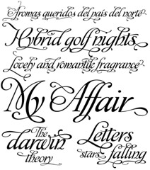 Affair-font | by peoplestclair