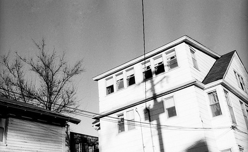 Upstairs Addition, Minneapolis, MN, 1987 | by Maggie Osterberg