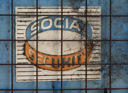 Social Security. | by Fabricator of Useless Articles