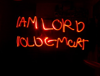 I AM LORD VOLDEMORT | by melissataylorr