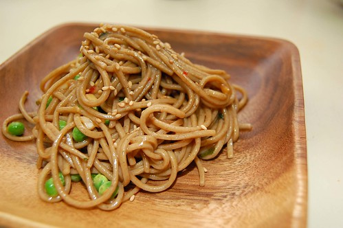 Sesame Chili Soba Noodles | by dinnercakes