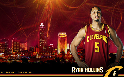 2010-2011 Wallpaper Hollins | by Cavs History