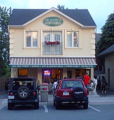 Murphys Ice Cream Parlour Bill Barber Flickr