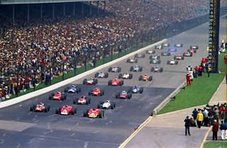 1968 Parade Lap | by indianapolismotorspeedway.com