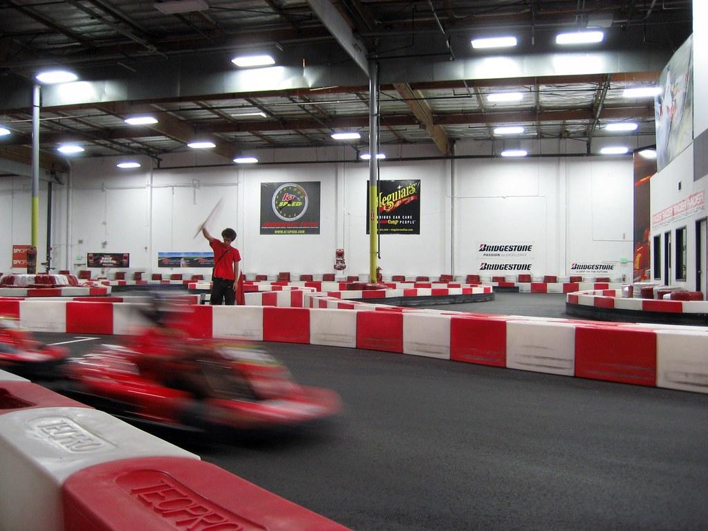 K1 Speed in Irvine, CA