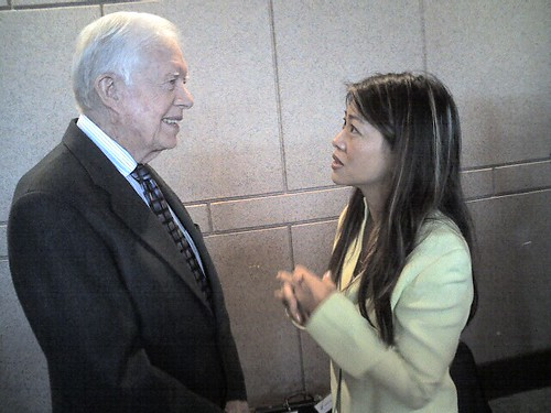 Jimmy Carter with... | by Global X