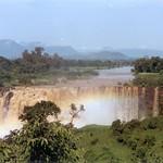 Tisissat: Blue Nile Falls